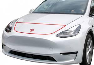 Bilde av Tesla Model Y 2021-> Panserbeskytter Folie